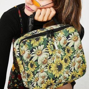 Handbags - Dickies Flower Power Sunflower Tapestry Lunch Box